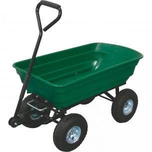 Zahradní vozík sklápěcí 75l